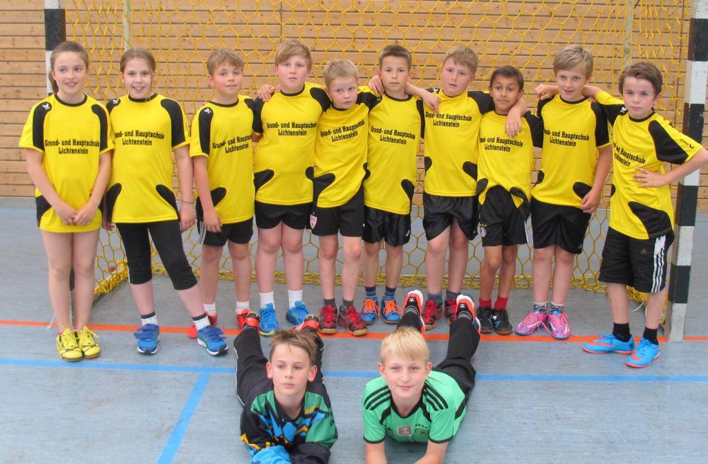 Handballkreismeisterschaft der Grundschulen