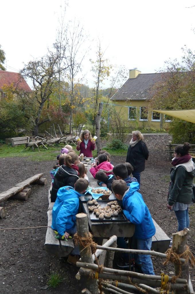 Vom Korn zum Brot – ein Besuch auf dem Listhof
