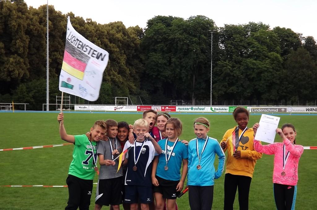 Jugend trainiert für Olympia – Leichtathletik –