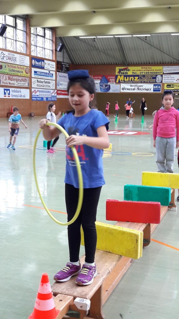 HVW Grundschulaktionstag in Lichtenstein