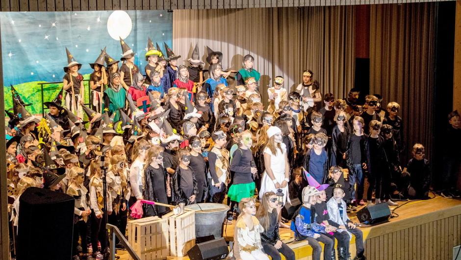 Jubiläum und Schulfest Uhlandschule