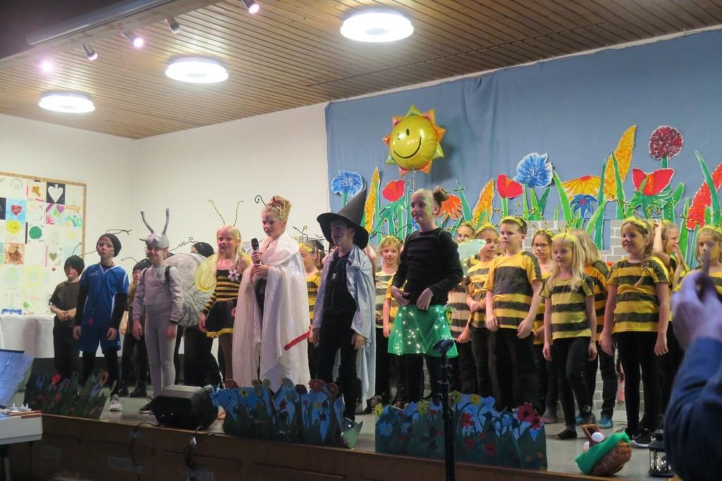 Musicalaufführung beim ökumenischen Seniorennachmittag am 21.05.19