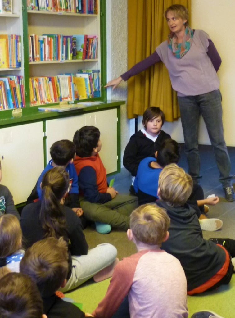 Schülerbücherei der Brögerschule aktualisiert